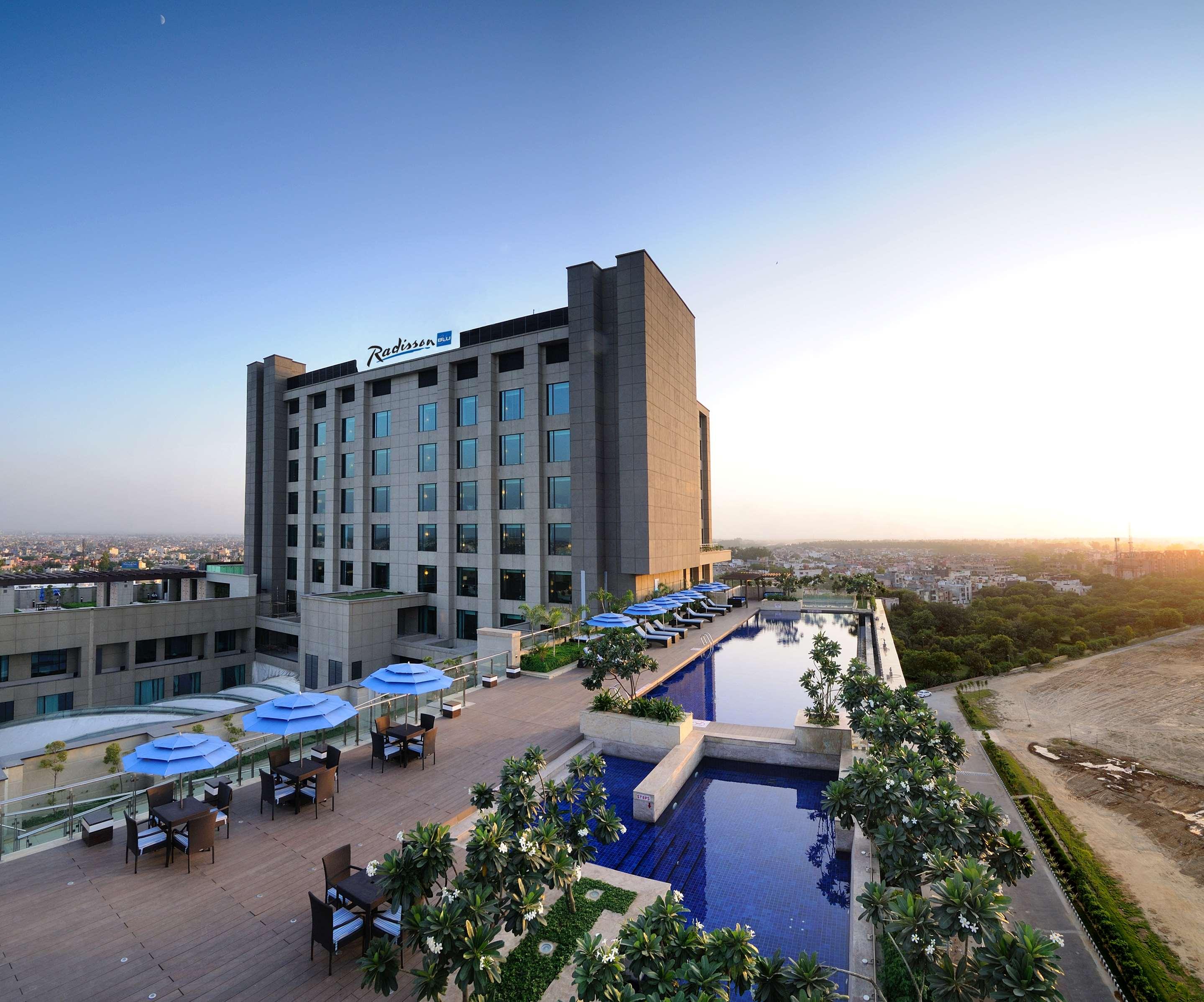 West Delhi Hotels | Radisson Blu Hotel New Delhi Paschim Vihar