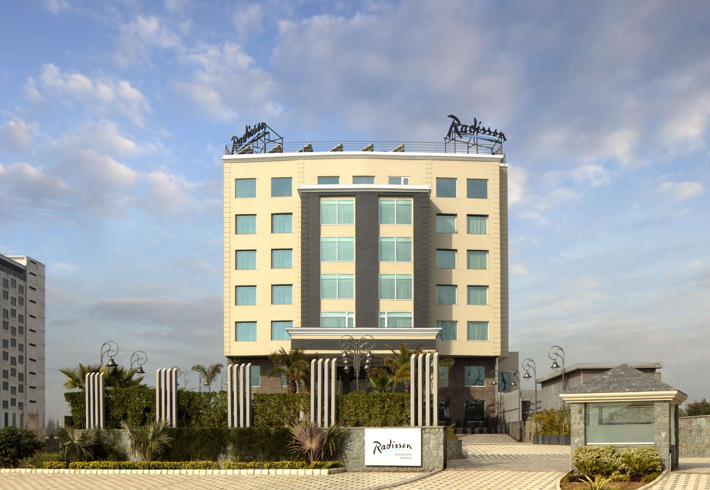 Carte Inde Chandigarh.Hotels In Zirakpur Radisson Hotel