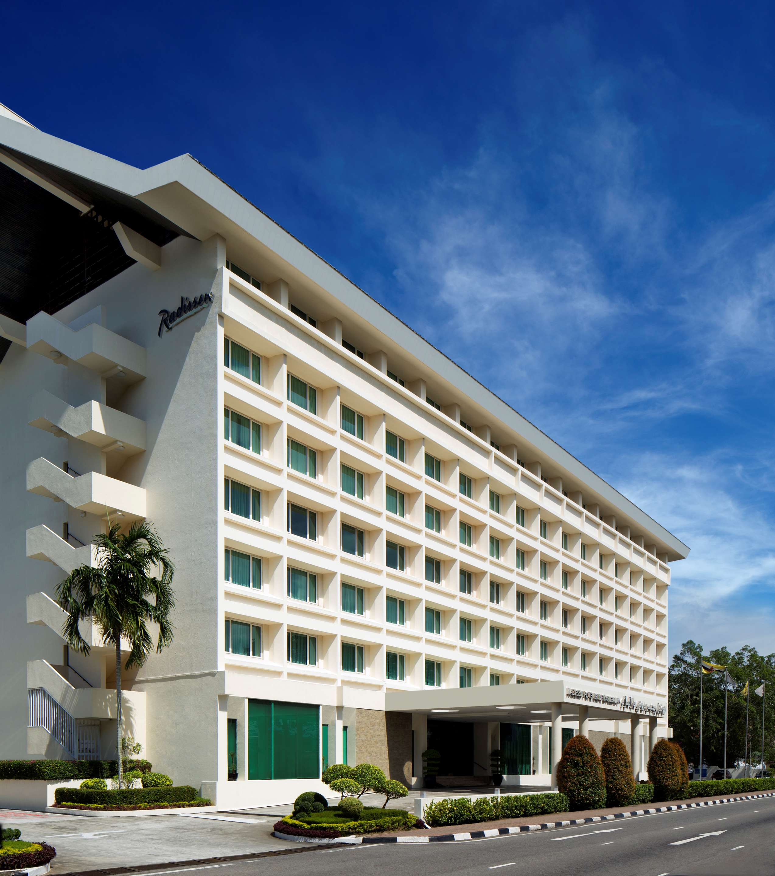 Hotels in Brunei | Radisson Hotel Brunei Darussalam