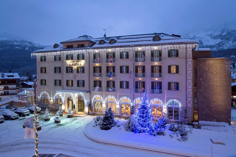Luxushotel In Cortina D Ampezzo Grand Hotel Savoia Cortina D Ampezzo Ein Radisson Collection Hotel